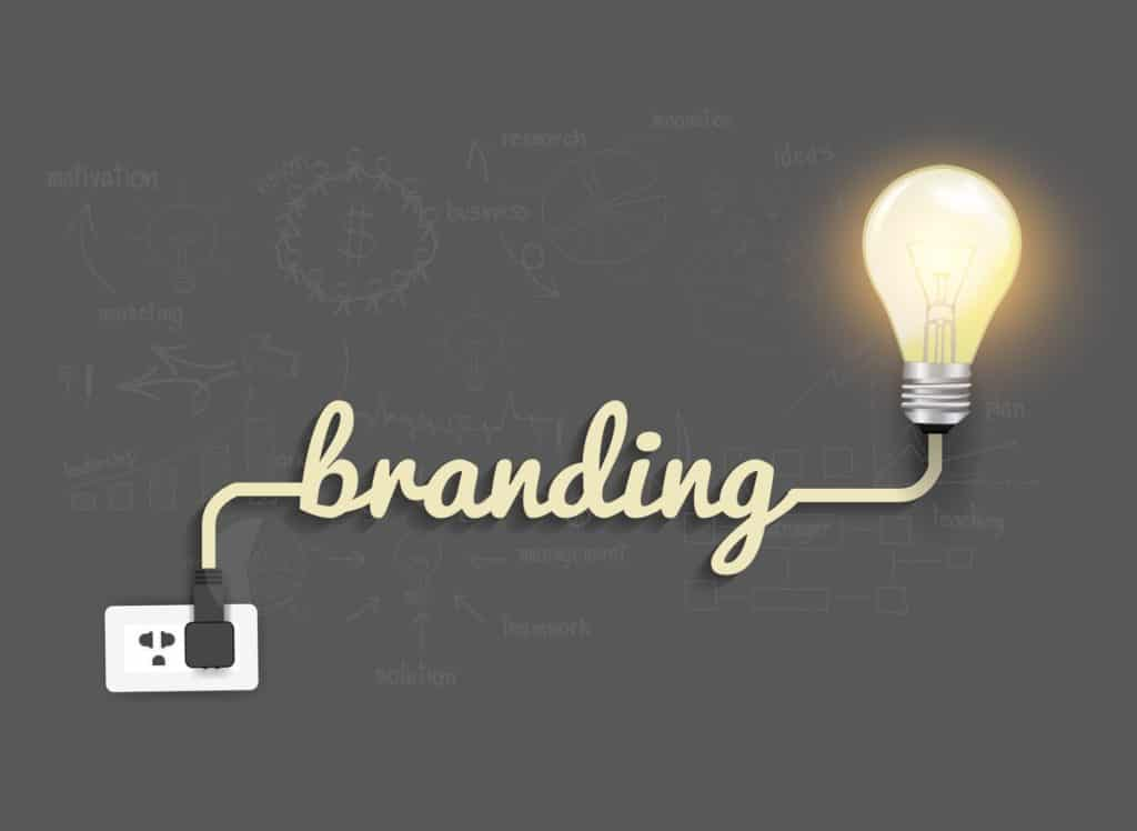 Branding promotion advertisement marketing