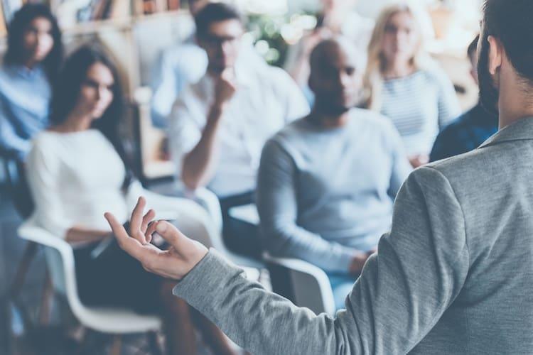 Digital brolly corporate training