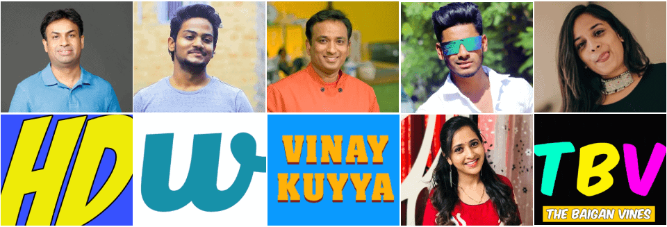 Top-10-youtubers-in-Hyderabad-Digitalbrolly